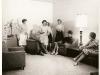 July 1964 - Mrs. Carol Hatch, Dr. Wm. Hornaday, Mrs. Georgia Wagers, Mrs. Jean Weinstein, Mrs. Elizabeth Warrinder, Rev. Edythe Clark, Mrs. Theresa Lang